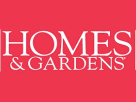 homes and gardens magazine logo